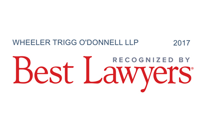 Best Lawyers in America® ranks 20 WTO lawyers