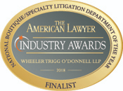 Finalist, The American Lawyer